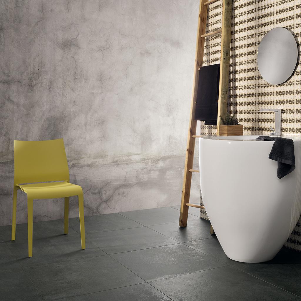 Piastrelle-bagno_Ceramica-Fioranese_Cementine_Evo_5_Evoke-Nero-1